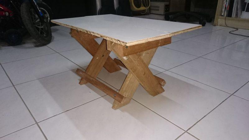 многофункциональный столик своими руками