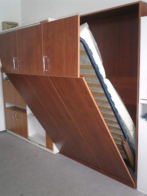 как сделать своими руками шкаф кровать блог о строительстве