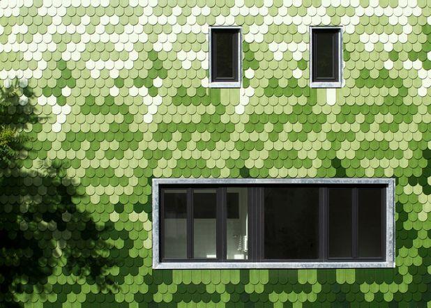 Современный Фасад дома by brandt + simon architekten