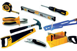 Инструменты для монтажа пола ДСП