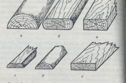 Правильное хранение древесины