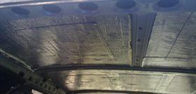 Демонтаж потолочного покрытия в авто