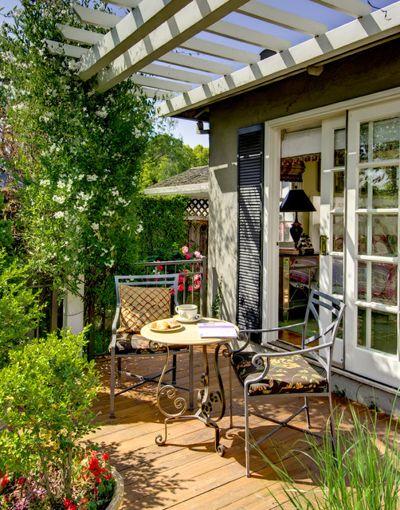 Классический Балкон и лоджия by Viscusi Elson Interior Design - Gina Viscusi Elson
