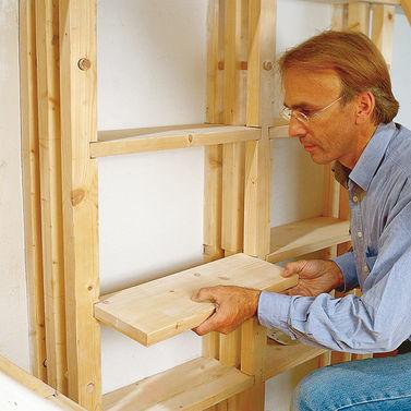 Сборка лестницы пошаговая инструкция