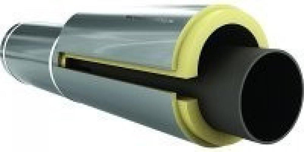 Изоляция стыков труб ППУ