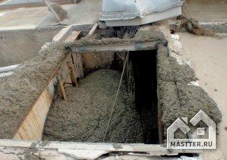 Фото демонстрирует применение жидкого стекла в строительстве, bigdustup.blogspot.com