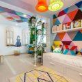 Как обустроить детскую комнату — выбор цвета, отделки и мебели